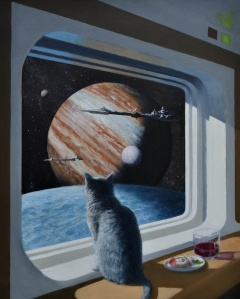 Ship's Cat - Keith Spangle