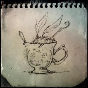 Sunday Sketch 64 - Terry Whidborne