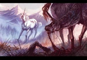 The Rabid Unicorn - Minna Sundberg