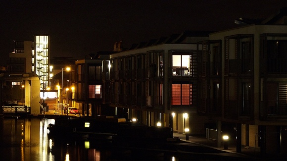 Union Canal at Night (04) - Bryonv2