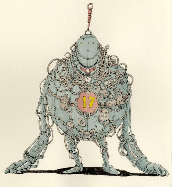 Number 17 - Mattias Adolfsson