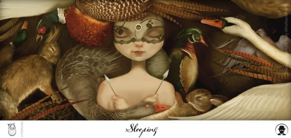 Sleeping - Terry Whidborne