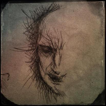 Sunday Sketch - Terry Whidborne